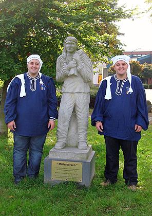2012 Ilias und Tobias Chatziavramidis