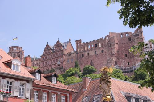 Seniorenfahrt 2015 (Heidelberg)